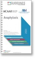 Anaphylaxis Pocket Guide