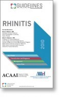 Rhinitis Pocket Guide